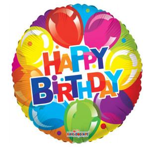 בלון יום הולדת 4